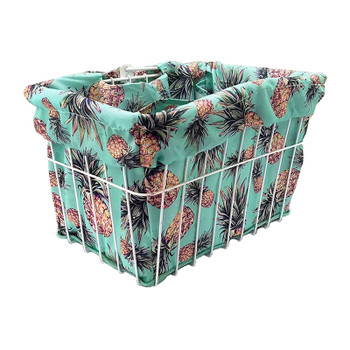 CRUISER CANDY BASKET LINER C-CANDY STD PINEAPPLE FANTASY