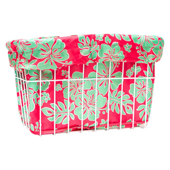 CRUISER CANDY BASKET LINER C-CANDY STD HIBISCUS PK/GN