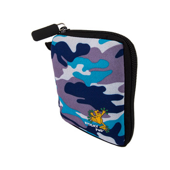 MILES WIDE BAG MILES WIDE STICKY POD MINI BLUE-CAMO