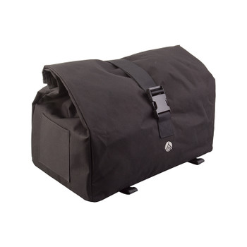 ORIGIN8 BAG OR8 RUSH MESSENGER FLAT RACK PACK BK
