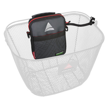 AXIOM BAG AXIOM SEYMOUR O-WEAVE BASKETPACK P1.2 GY/BK