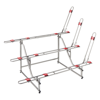 MINOURA DISPLAY STAND MIN EBS-3 HD TIER 3-BIKE GY