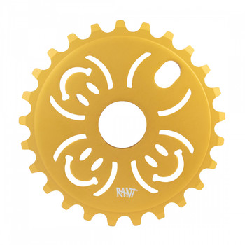 RANT CHAINRING 1pc RANT 25T 1/8 HABD M-GD