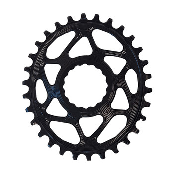 ABSOLUTE BLACK CHAINRING ABSOLUTEBLACK OVAL DIRECT RF-CINCH 30T SHI 12s BK