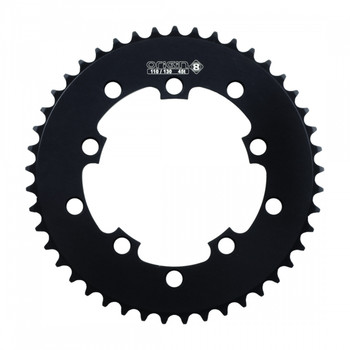 ORIGIN8 CHAINRING 10H OR8 45T 110/130 BLK 1/8