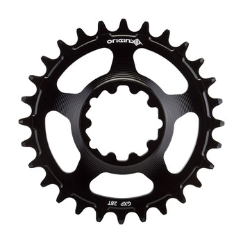 ORIGIN8 CHAINRING OR8 HOLDFAST DIRECT GXP 28T 10/11/12s BK