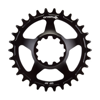 ORIGIN8 CHAINRING OR8 HOLDFAST DIRECT GXP 30T 10/11/12s BK