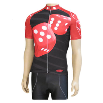 CLEAN MOTION CLOTHING JERSEY CLEAN MOTION LG DICE