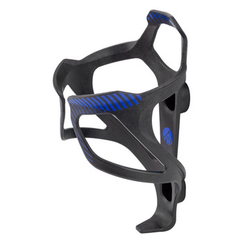 ORIGIN8 BOTTLE CAGE OR8 CARBON COMPOSITE KLUTCH BK/BU