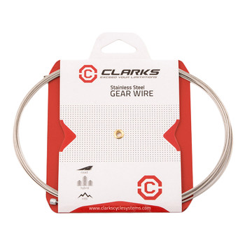 CLARKS CABLE GEAR CLK WIRE SS SLK 1.1x2275 UNIV