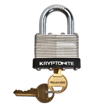 KRYPTONITE LOCK KRY PADLOCK LAMINATED STL 45mm