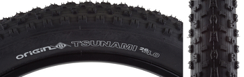 ORIGIN8 TIRES OR8 TSUNAMI 26x4.0 WIRE BK/BK