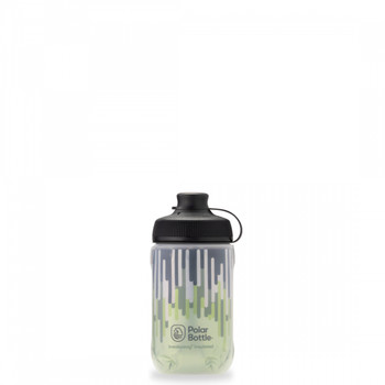 POLAR BOTTLE POLAR BREAKAWAY MUCK INSULATED 12oz ZIPPER MOSS/DESERT