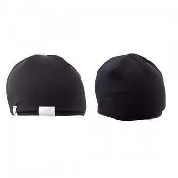 HEADSWEATS CLOTHING CAP H/S REPREVE THERMAL FLEECE REVERSABLE BK/BK