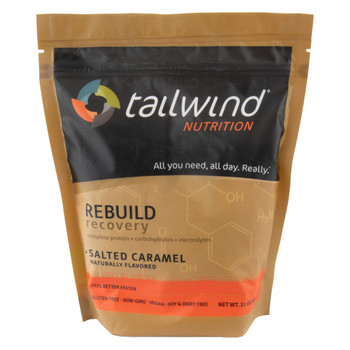 TAILWIND NUTRITION FOOD TAILWIND REBUILD RECOVERY SALTED CARAMEL 1.5LB BG