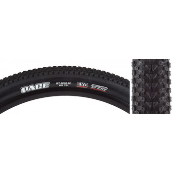 MAXXIS TIRE MAX PACE 27.5x2.1 BK FOLD/60 DC/EXO/TR