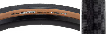 MAXXIS TIRE MAX REFUSE 700x40 BK FOLD/60 DC/MS/TR/DTW
