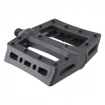 BLACK OPS PEDALS BK-OPS TRACTION 1/2 BK