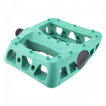 ODYSSEY PEDALS ODY MX TWISTED PC 9/16 B-GN