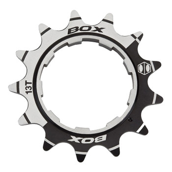 BOX COMPONENTS COG BOX ONE ALY 13T 3/32  f/SGLE SPD CASS BK