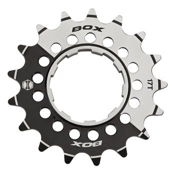 BOX COMPONENTS COG BOX ONE ALY 17T 3/32  f/SGLE SPD CASS BK
