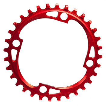 ABSOLUTE BLACK CHAINRING ABSOLUTEBLACK 104mm 32T 4B RD