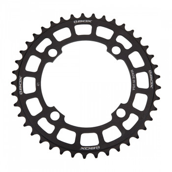 BOX COMPONENTS CHAINRING BOX TWO BMX 104mm 41T 4B BK