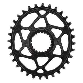 ABSOLUTEBLACK CHAINRING ABSOLUTEBLACK OVAL DIRECT SHI 32T BK