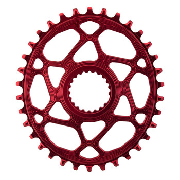 ABSOLUTEBLACK CHAINRING ABSOLUTEBLACK OVAL DIRECT SHI 34T RD