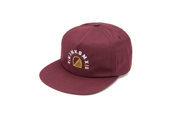 Kink Flight Hat Maroon