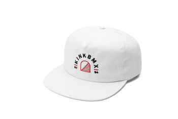 Kink Flight Hat White