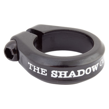 THE SHADOW CONSPIRACY SEATPOST CLAMP TSC ALFRED 1-1/8 BK