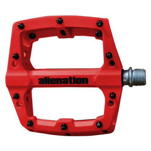 ALIENATION PEDALS AN FOOTHOLD 9/16 RD