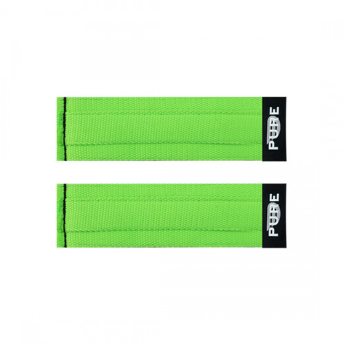PURE CYCLES TOE STRAPS PURE PRO FOOTDTRAP GN