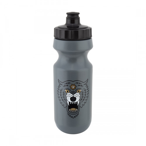 PURE CYCLES BOTTLE PURE 600cc TIGER GY w/PRESSURE VALVE