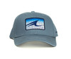 TARPON SCALE SOLID HAT