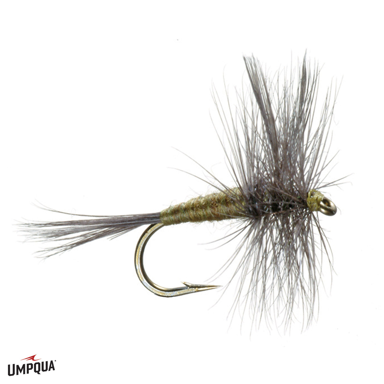 Quill Body Fly Fishing Fly Blue Wing Olive