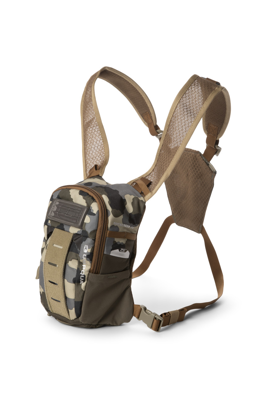 Hart Multi Use Fishing Backpack /& Chest Pack Mc Fly 02