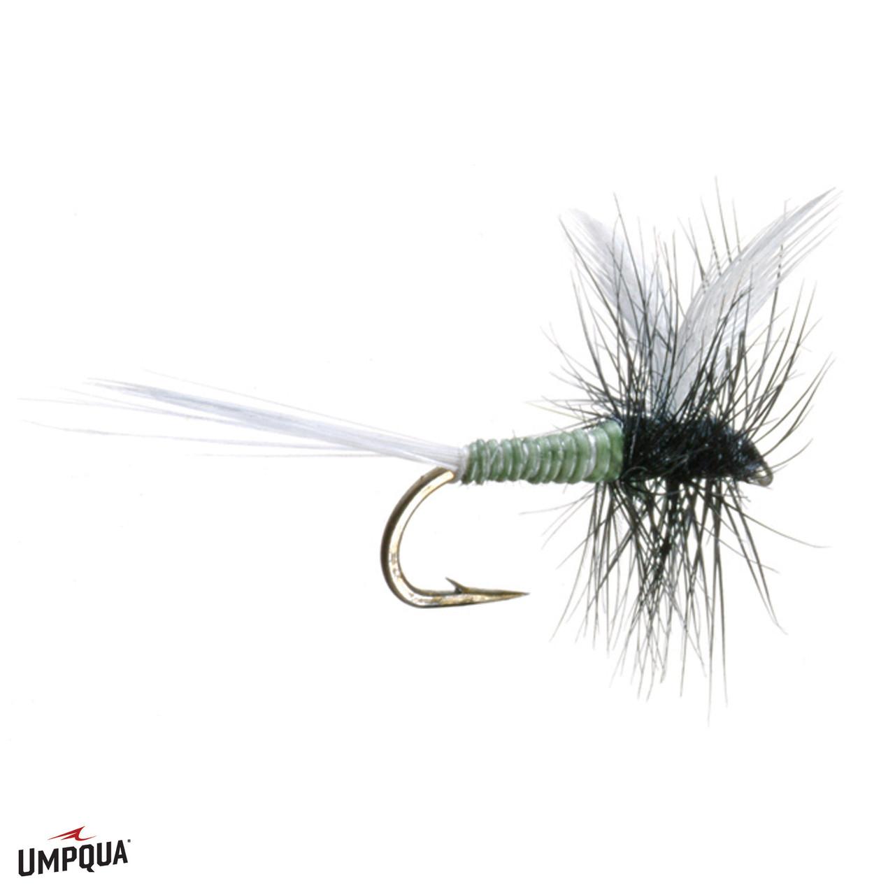 Umpqua Tak/'s Crystal Chironomid Flies