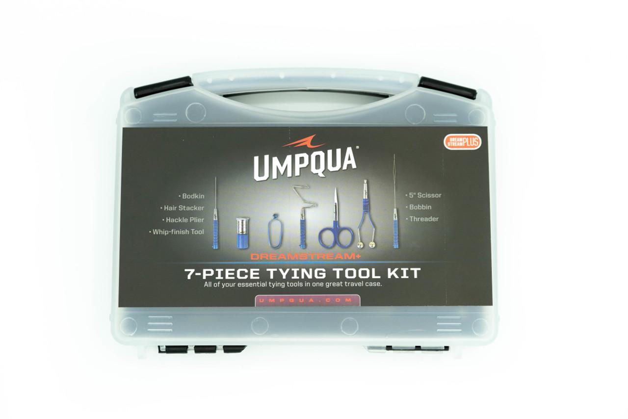 Umpqua Dream Stream Hair Stacker Red