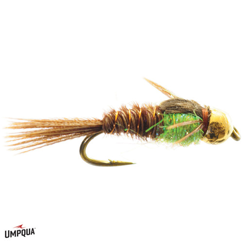 HOT BELLY PHEASANT TAIL