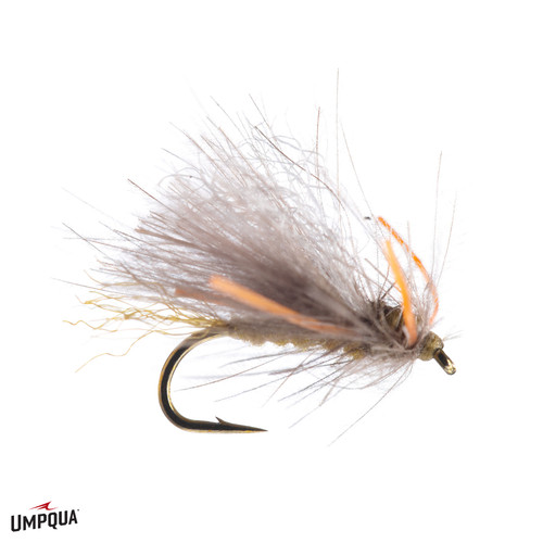 CORN-FED CADDIS RUBBERLEG CDC