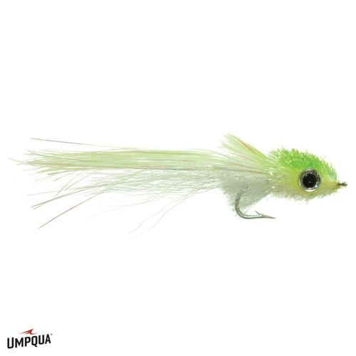 Saltwater Mud Minnow A2Z Minnow Freshwater Fly Fishing Streamer 2//0