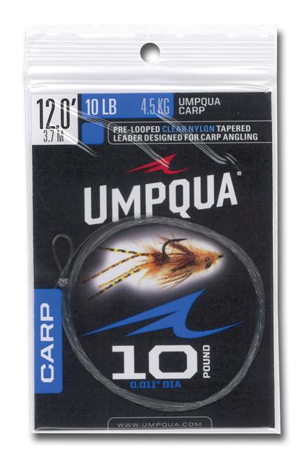UMPQUA CARP TAPER
