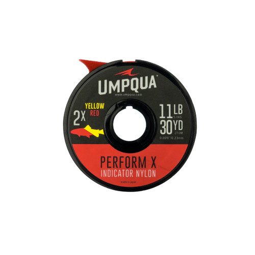 PERFORM X INDICATOR TIPPET