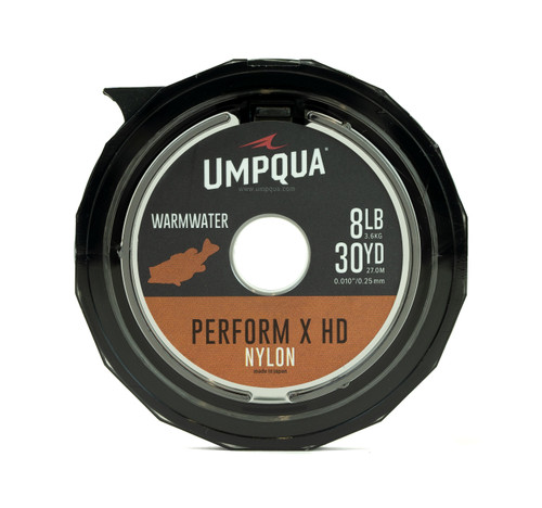 PERFORM X HD WARMWATER TIPPET