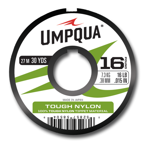 UMPQUA TOUGH NYLON TIPPET MATERIAL
