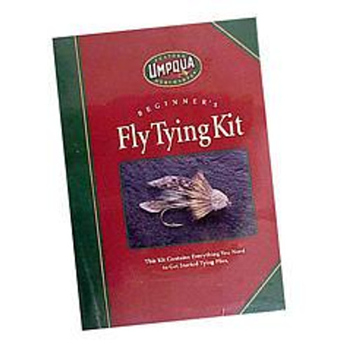 UMPQUA BEGINNERS FLY TYING KIT