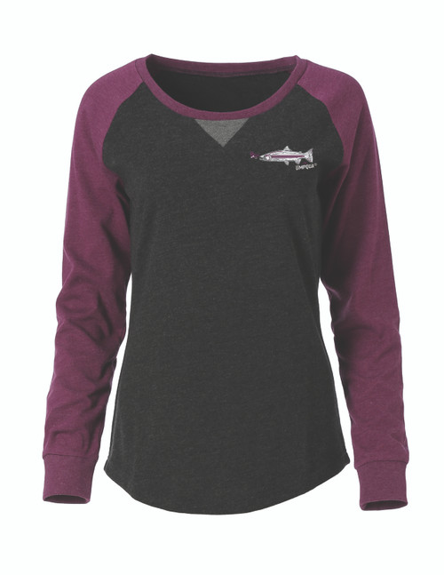 WOMEN'S LS TROUT