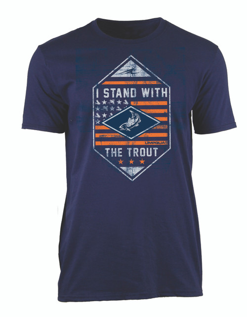 I STAND WITH THE TROUT